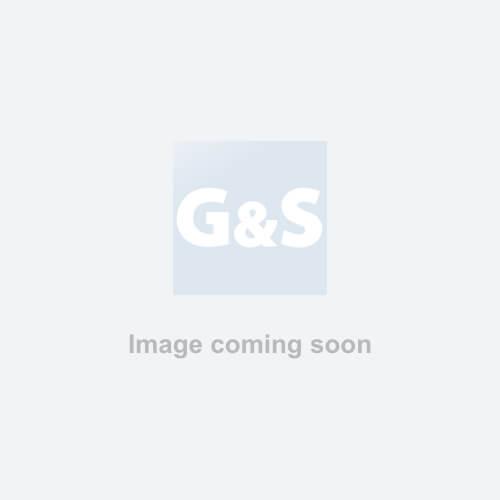 "ERIE HOGS-HAIR WASH BRUSH 1/2""F"