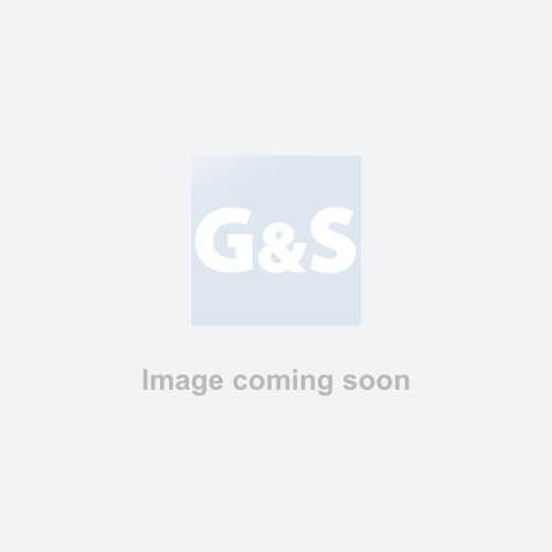 """1/4"""" FEMALE CYLINDER STYLE SEWER NOZZLE WITH 6 REAR & 1 FRONT JET (body only)"""